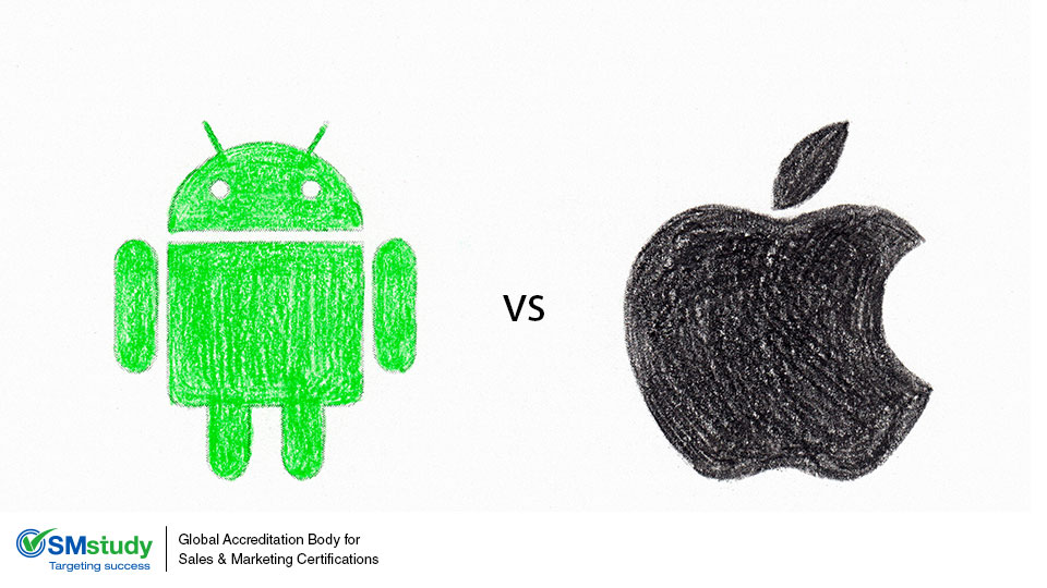 Android Vs Iphone Why Do Iphone Users Spend More