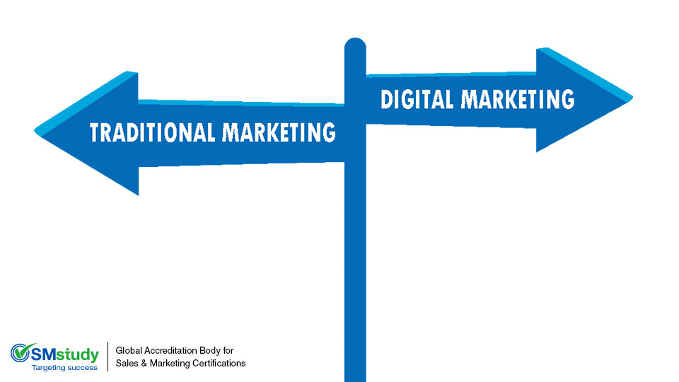 digital market traditional markt Weighing traditional marketing and digital marketing which of the two suits your business find out about their pros and cons in this article.