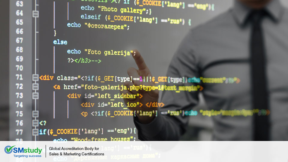 What Are The Programming Languages Used In Web Designing