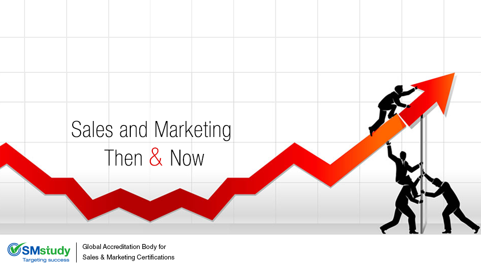 Sales and Marketing: Then & Now; There & Here – SM Study Blog