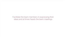 LSSBB Team Formation